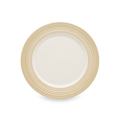 Tin Can Alley® Four Khaki 9-Inch Accent Plate