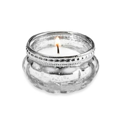 Lillian Rose™ Tealight Cups in Silver (Set of 4)