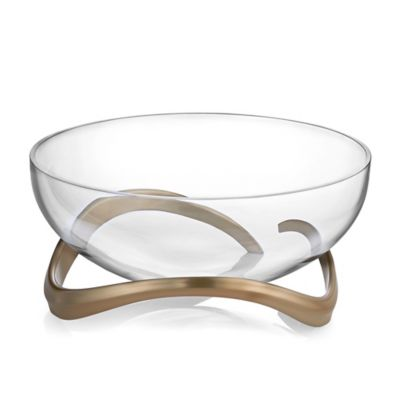 Nambe Eco 11-Inch Centerpiece Bowl