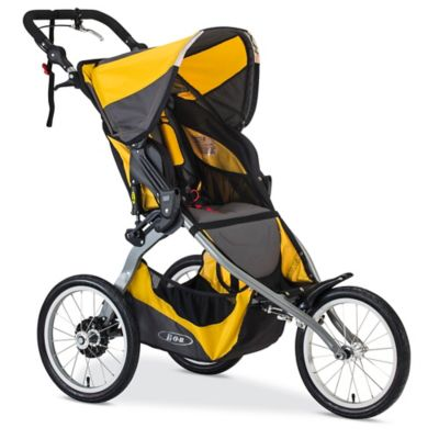 BOB® IRONMAN Jogging Stroller in Yellow