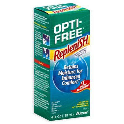 Alcon® Opti-Free® 4 oz. Replenish Multi-purpose Disinfecting Solution
