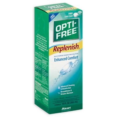 Alcon® Opti-Free® 10. oz. Replenish Multi-purpose Disinfecting Solution