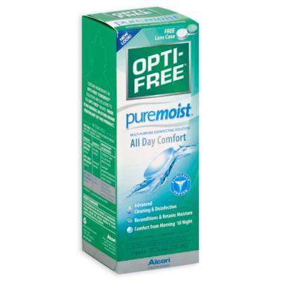 Alcon® Opti-Free® 10 oz. Pure Moist Multi-Purpose Disinfecting Solution