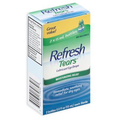 Refresh Tears® 1 oz. Lubricant Eye Drops