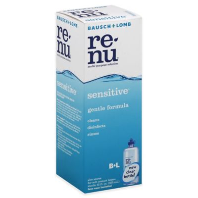 Bausch + Lomb Renu® 12 oz. Sensitive Multi-Purpose Solution