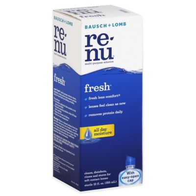 Bausch + Lomb Renu® Fresh™ 12 oz. Multi-Purpose Solution