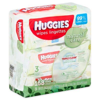Huggies Baby Wipes