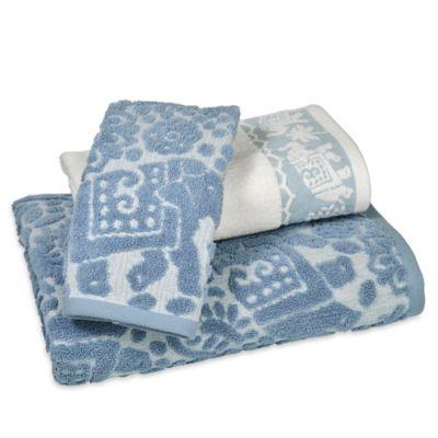 Zanzibar Bath Towel