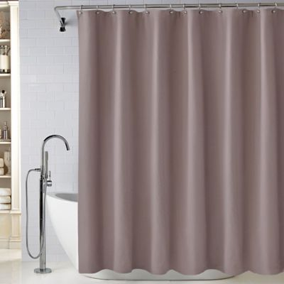"Wamsutta Diamond Matelasse 72"" x 72"" Shower Curtain in Lavender"