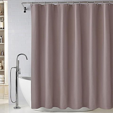 Wamsutta Diamond Matelasse Shower Curtain Bed Bath Beyond