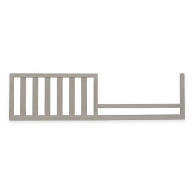 Bel Amore Lyla Rose Toddler Guard Rail in Saddle Grey