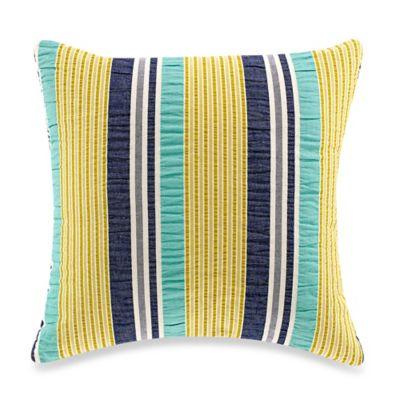 Brielle Island Square Throw Pillow