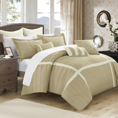 Gray Plum Bedding