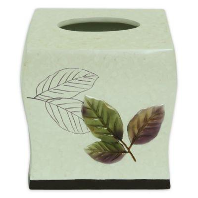 Bacova Mystic Tissue Box Cover