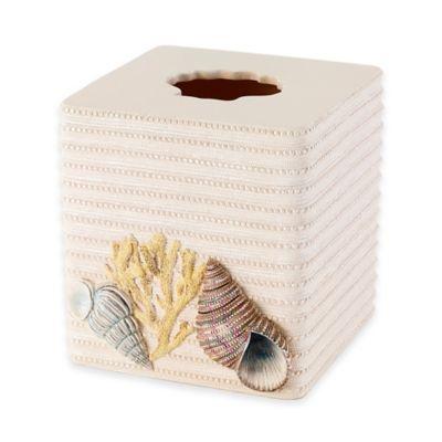 Avanti Seabreeze Boutique Tissue Box Cover