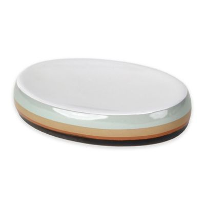 Jessen Stripe Soap Dish