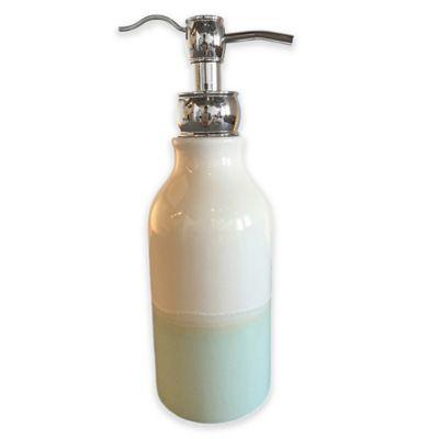 Dip Dye Ceramic Lotion Dispenser