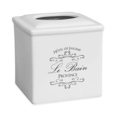 Lausanne Tissue Box Cover