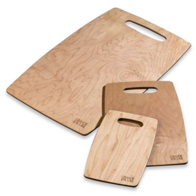 "5 1/2"" x 9"" Butcher Block Cutting Board"