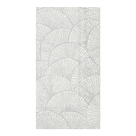 Buy caspari copper lines 3 ply paper guest towels from bed - Disposable guest towels for bathroom ...