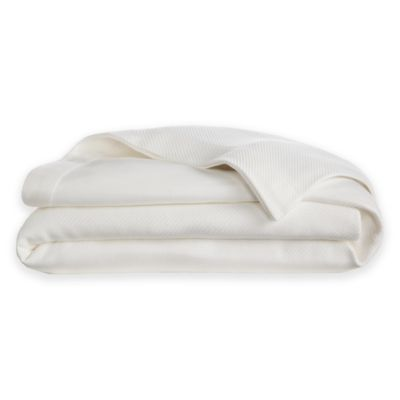 Wamsutta® Dream Zone® Dream Bed MICRO COTTON® Full/Queen Blanket in White