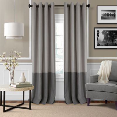 Chocolate Brown Window Curtains & Drapes