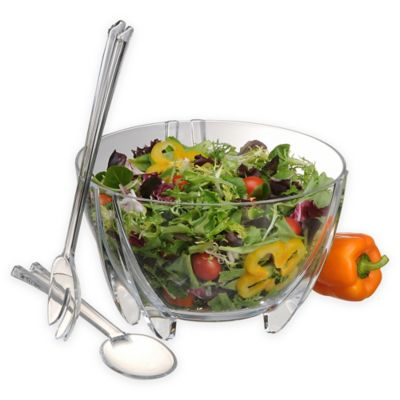 Prodyne Salad Bowls & Servers