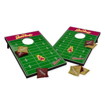 Wild Sports Arizona State University Field Tailgate Toss Cornhole Game