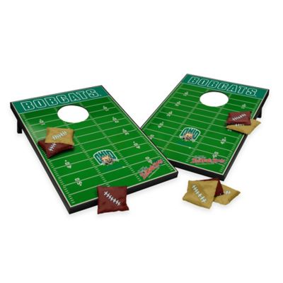 Wild Sports Ohio University Field Tailgate Toss Cornhole Game