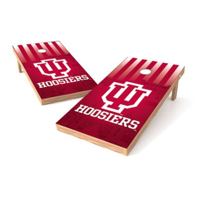 Wild Sports Indiana University Regulation Cornhole Set