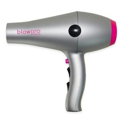 Blowpro Titanium Professional Salon Hair Dryer