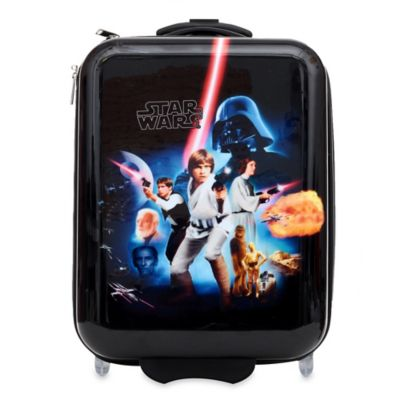 Star Wars® 16-Inch Classic Art Hard Side Rolling Suitcase