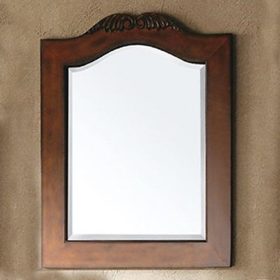 James Martin Furniture St. James 32-Inch Mirror in Cherry