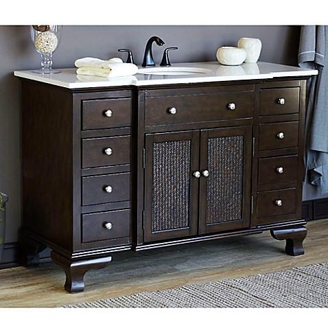 Buy James Martin Furniture Mason 53-Inch Single Vanity ...