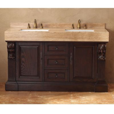James Martin Furniture Double Vanity