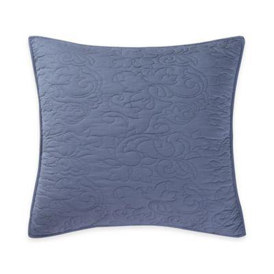 Tracy Porter® Poetic Wanderlust® Astrid European Pillow Sham in Blue