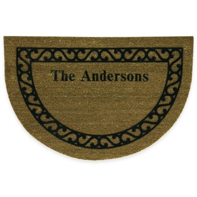 Personalized Door Mat Gift