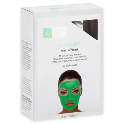 Global Beauty Care™ 5 oz. Wash Off Mask in Cucumber