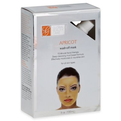 Global Beauty Care™ 5 oz. Wash Off Mask in Apricot