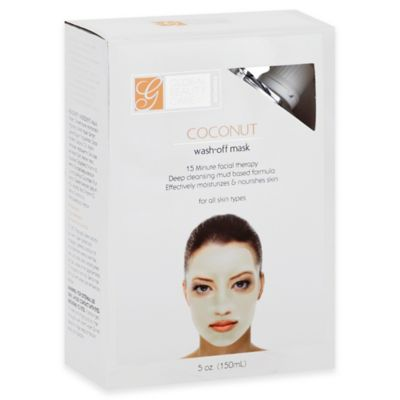Global Beauty Care™ 5 oz. Wash Off Mask in Coconut