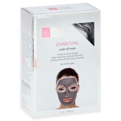 Global Beauty Care™ 5 oz. Wash Off Mask in Charcoal