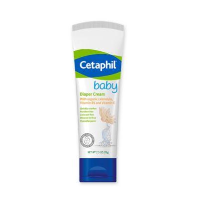 Diapering Essentials > Cetaphil® 2.5 oz. Baby Diaper Cream