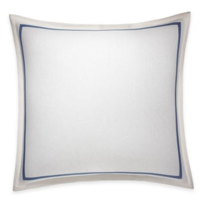 Tommy Bahama® Blue Palm European Pillow Sham in Light Beige