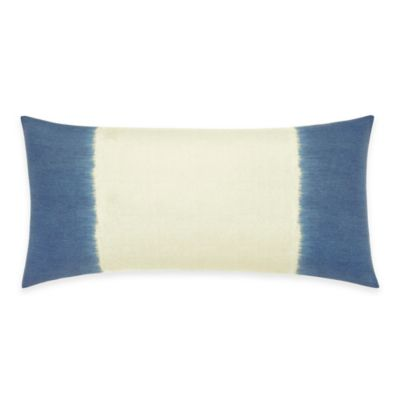 Tommy Bahama® Blue Palm Ombre Breakfast Throw Pillow in Light Beige