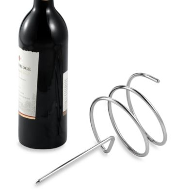 Portable Outdoor Wine Bottle Holder