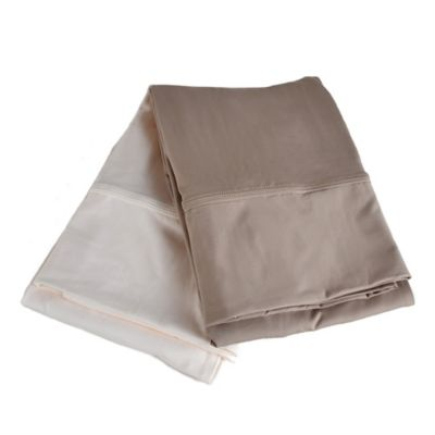 Berkshire Blanket® PerformTec™ Performance King Sheet Set in Travertine