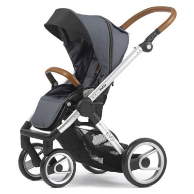 Grey Industrial Stroller