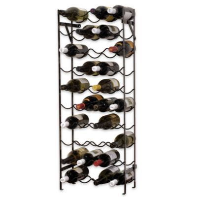 Oenophilia Alexander 40-Bottle Wine Rack
