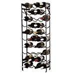 Oenophilia Alexander 40-Bottle Wine Rack