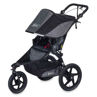 BOB® Revolution® PRO Single Stroller in Black